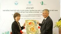 Công bố Quỹ học bổng Ecopark – Waseda trị giá 6 tỷ đồng