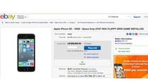 IPhone 5S cài Flappy Bird được rao bán đến 99.900 USD