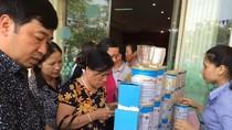 Vinamilk chăm sóc sức khỏe người cao tuổi Nghệ An, Thanh Hóa