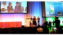 Vinamilk đoạt giải thưởng Công nghiệp Thực phẩm toàn cầu 2014