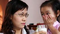 Giai đoạn trẻ chán sữa