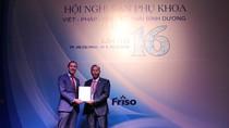 """Friso 16 năm đồng hành """"Hội nghị Sản phụ khoa Việt-Pháp-Châu Á-Thái Bình Dương"""""""