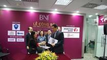 Maritime Bank cung cấp giải pháp tài chính toàn diện cho BNI và các Hội viên