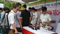 Hơn 3.000 sinh viên Đại học Đà Nẵng tham dự ngày hội việc làm