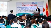 Sinh viên Việt Nam học du lịch đi thực tập được trả lương tại Nhật
