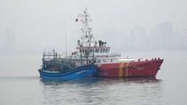 Danh sách 7 ngư dân gặp nạn trên vịnh Bắc Bộ