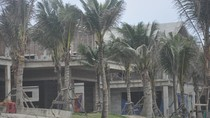 Dự án của Sóng Việt lấn biển trái phép lại xin giãn thời gian làm giấy phép