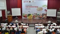 """Hiệp hội đầu bếp thế giới đến Đà Nẵng chia sẻ về """"Du lịch ẩm thực"""""""