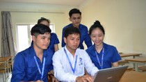 Những sinh viên Lào mang khát vọng khởi nghiệp trên đất Việt