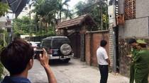 Công an khám nhà hai cựu Chủ tịch Đà Nẵng
