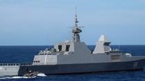 Sức mạnh tàu khu trục RSS Intrepid hải quân Singapore sắp đến Đà Nẵng