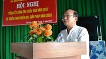 Kỷ luật Chủ tịch huyện đảo tiền tiêu Lý Sơn