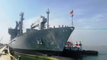 Khám phá sức mạnh ba chiến hạm của Hải quân Ấn Độ vừa cập cảng Đà Nẵng
