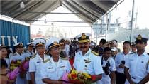 3 tàu hải quân Ấn Độ cùng 1.000 thủy thủ cập cảng Đà Nẵng