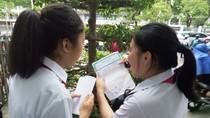 Một thí sinh bị tai nạn giao thông, không thể dự thi tuyển sinh lớp 10