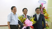 Phó Giáo sư Nguyễn Ngọc Vũ là Phó Giám đốc phụ trách Đại học Đà Nẵng