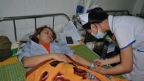 Nhiều trẻ mầm non buộc phải chứng kiến phụ huynh đánh cô giáo thủng màng nhĩ