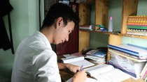 Nam sinh đạt 9,75 điểm môn Văn ước mơ làm thầy giáo
