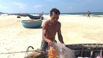 Cận cảnh làng biển Cang Gián, nơi  FLC đề nghị xây khu nghỉ dưỡng
