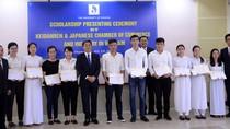 Nhật Bản trao học bổng cho sinh viên xuất sắc của Đại học Đà Nẵng