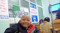 1 năm Báo GDVN: Học sinh, phụ huynh Lớp học Hy vọng mừng SN