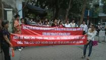 Hàng trăm khách mua nhà 52 Lĩnh Nam cầu cứu Bộ trưởng Bộ Xây dựng