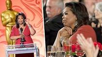 Oprah Winfrey nhận giải thưởng Oscar danh dự