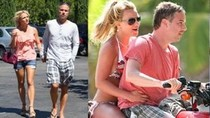 Con đường tình yêu của Britney Spears và Jason Trawick