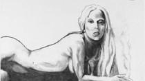 Đấu giá tranh khỏa thân của Lady Gaga