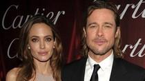 Brad Pitt chống gậy đi dự tiệc