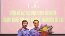 Thư ký ông Nguyễn Bá Thanh được bổ nhiệm Chánh Thanh tra Viện kiểm sát tối cao