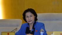 Chủ tịch Quốc hội kêu gọi ủng hộ đồng bào miền Trung bị lũ lụt