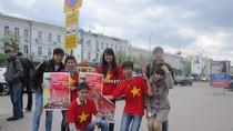 DHS VN tại Ulyanovsk sẵn sàng với Festival văn hóa Việt Nam lần thứ I