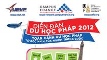 Diễn đàn Du học Pháp: Trải nghiệm cùng GS.Ngô Bảo Châu và cựu DHS