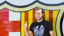 Siêu sao mới của đội tuyển Tây Ban Nha ra mắt Barca