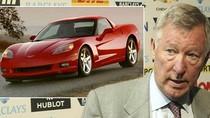 Sir Alex cấm sao trẻ M.U lái siêu xe thể thao