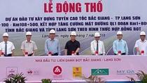 """Nhà đầu tư BOT Bắc Giang – Lạng Sơn """"bị trảm"""" vì thiếu vốn"""