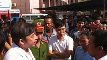 Người nhà sản phụ tử vong 'bao vây' Bệnh viện Phụ sản TƯ