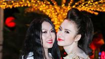 Phi Thanh Vân liên tục mặc 'nhầm' đồ dự sự kiện đầu năm mới