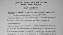 Chịu 6 năm oan trái, cô giáo Đắk Lăk cầu cứu Báo Giáo dục Việt Nam  