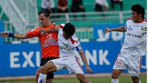 Tân binh lập công, SLNA hòa may mắn trước 'gánh xiếc' Sài Gòn FC