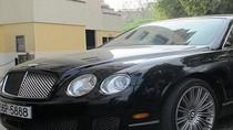Siêu xế Bentley của bầu Kiên khoe vẻ đẹp bóng bẩy tại khách sạn Hilton