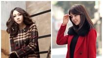 Nàng công sở mặc đẹp: Những chiếc áo choàng chiều lòng mọi quý cô