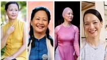 Tìm nét Hà Thành trên trang phục của 2 NSND Lê Khanh - Như Quỳnh