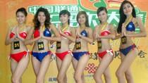 15 tuổi Huyền My giành giải tại cuộc thi Siêu mẫu châu Á