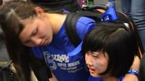 Fan Việt khóc ròng vì sao Hàn 'bóng chim tăm cá'