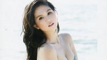 Ảnh nóng bỏng Ngọc Trinh khi chụp bikini ở nước ngoài