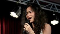 Đồng Lan buông tóc 'bù xù' trên sân khấu