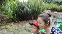 Jennifer Phạm xinh tươi đưa con đi chơi công viên