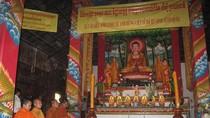 Lễ cầu siêu anh hùng liệt sỹ tại chùa Phước Long Tự, Campuchia